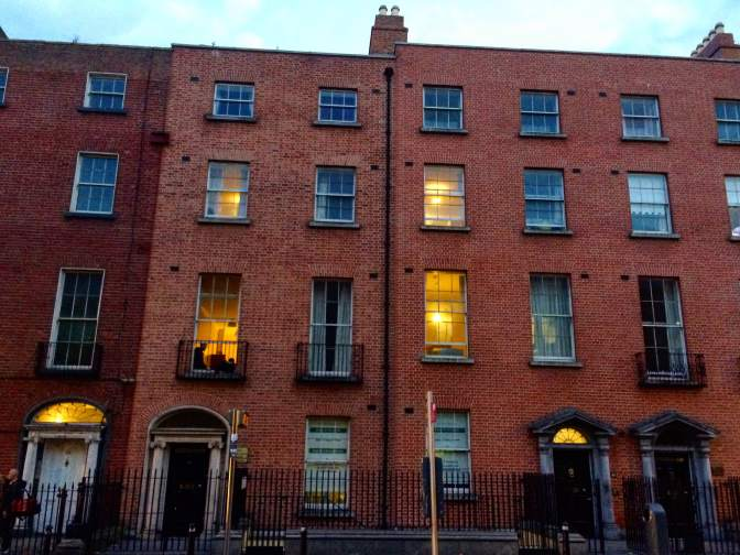 Procurando onde morar em Dublin